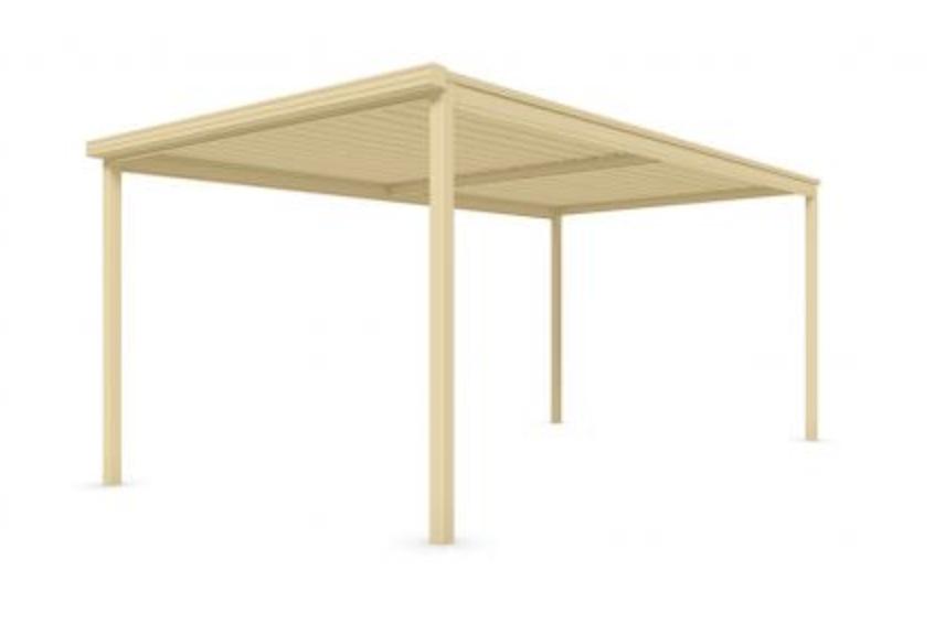 D.I.Y patio kit