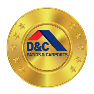D&C Patio Guarantee Badge