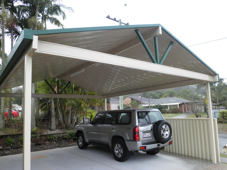 Local carport builder