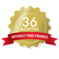 Interest free Patio Finance available